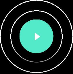 webdesign play button